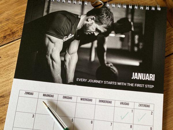 Target PT Calendar